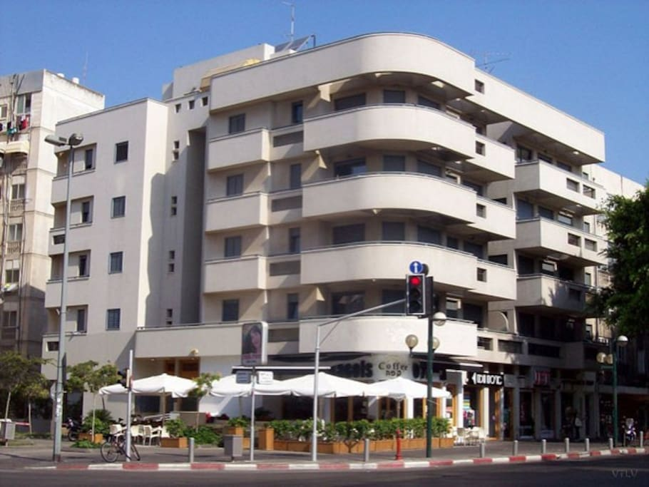 the best location in tlv