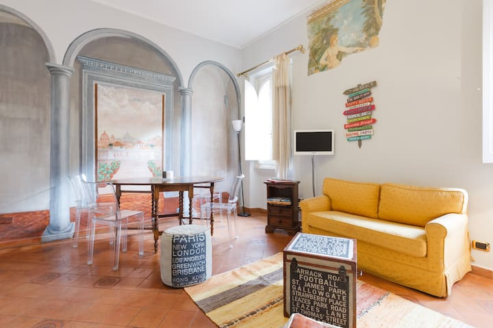 central and chic house in rome - Roma - Apartment