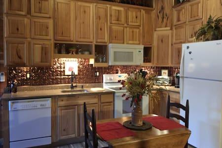 Barn Apartment - Fredericksburg - Outro