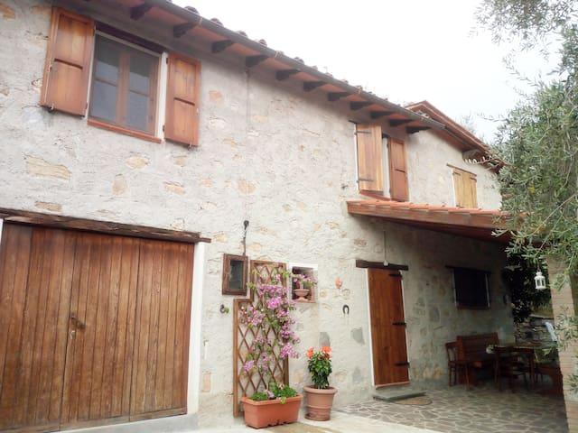 casa vacanza tra gli olivi