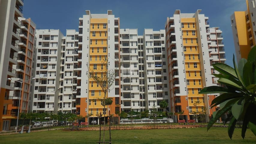 Charming 1 BHK flat near Chennai airport/Chrompet