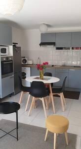 Studio meublé proche eurocentre et commodités