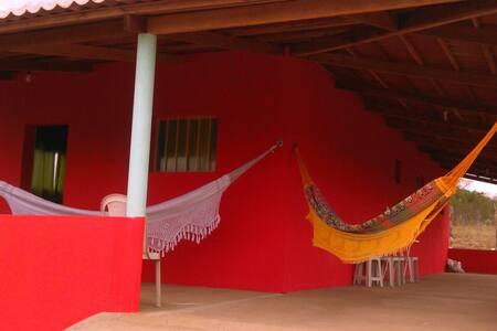 Rancho Brisa Do Sertão.