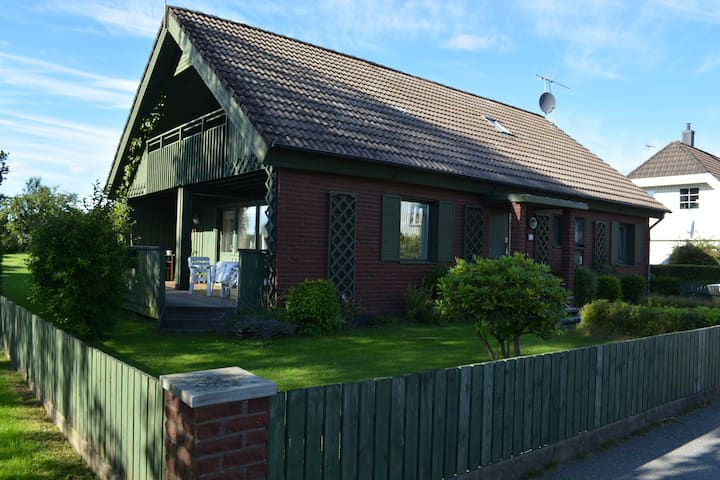 Beautiful house in Gothenburg, close to the coast.