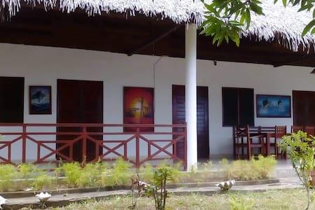 Magnifique villa,  à Nosy Be - Madagascar