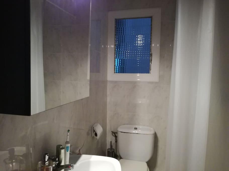 Bathroom - with bathtub