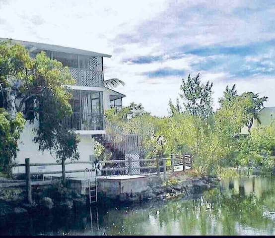 Kawama/2 BD/Corner Townhouse/On Lagoon/free cancel