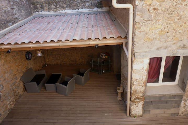 CHARMANT T2 - Cazouls-lès-Béziers - Apartamento