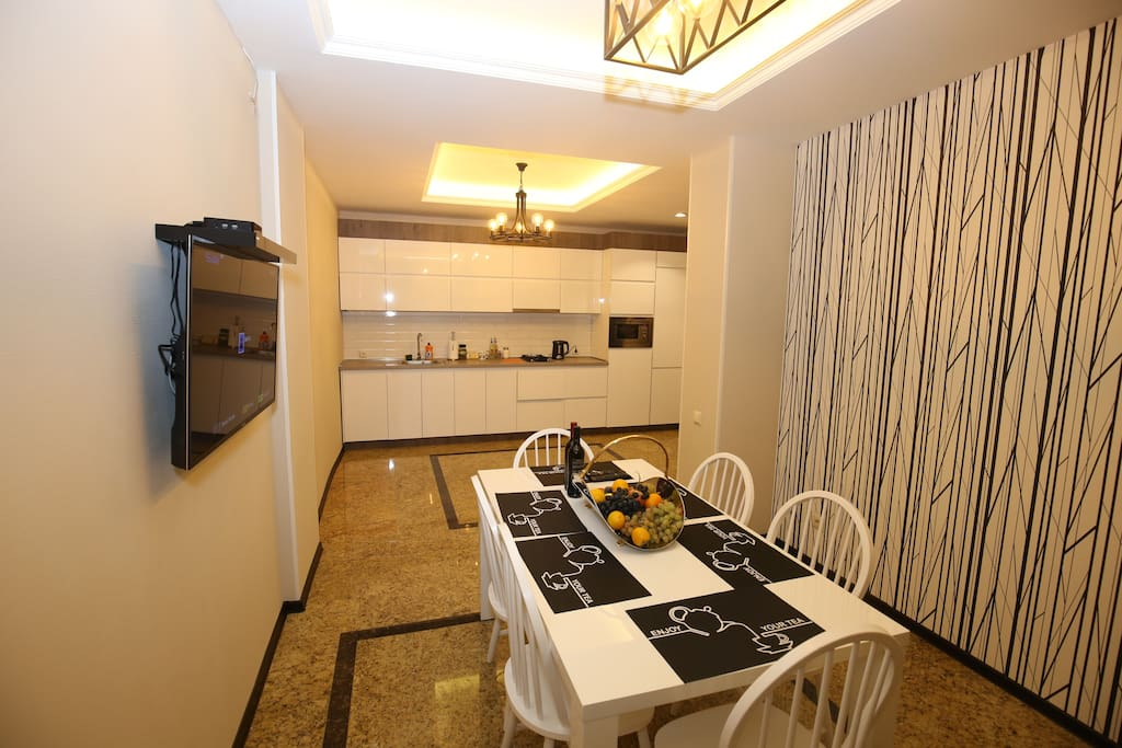 Furnished Apartments For Rent In Tbilisi