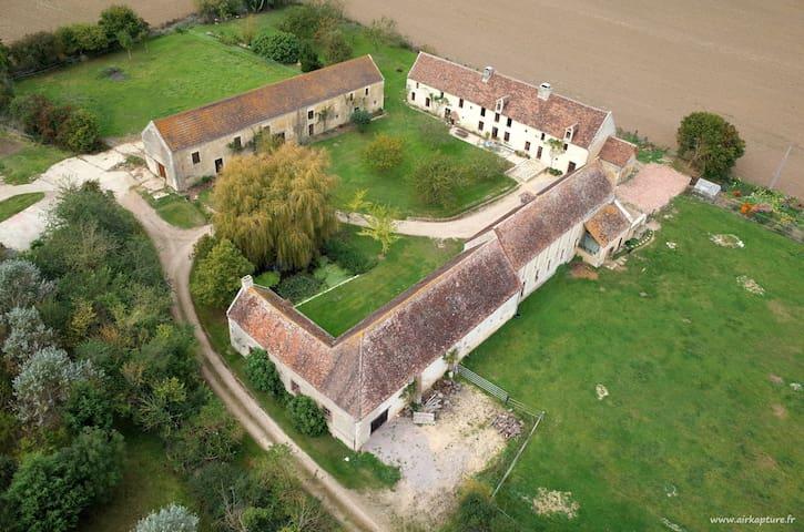 Gîte du Hamel en Pays d'Auge - Croissanville - ที่พักธรรมชาติ
