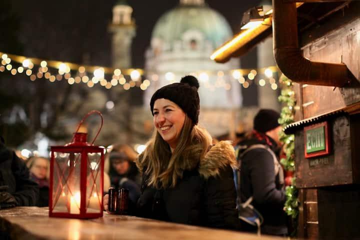 Enjoy one of the nicest season in Vienna
