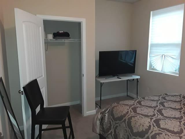 Private Room & Bath in Hampton