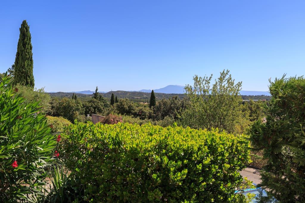 Vue de la Terrasse (Terrasse view)