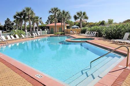 Gulf Views! Beach! Pool and Updated decor ~ 300 at The Inn at Seacrest Beach 30A