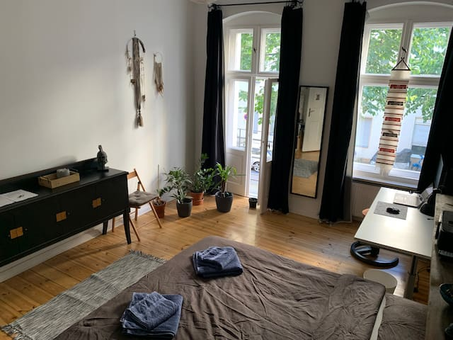 A home away from home in Schonberg, Berlin :)