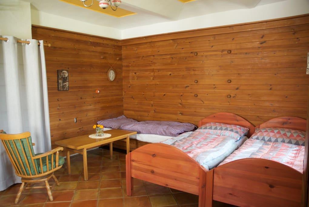 Ložnive / Bedroom