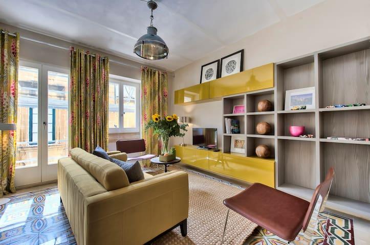 Designer Cospicua Old Town Suite B - Bormla - Appartement