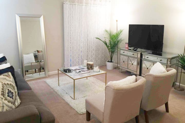 2 Bedroom Apartment (Entire Place)