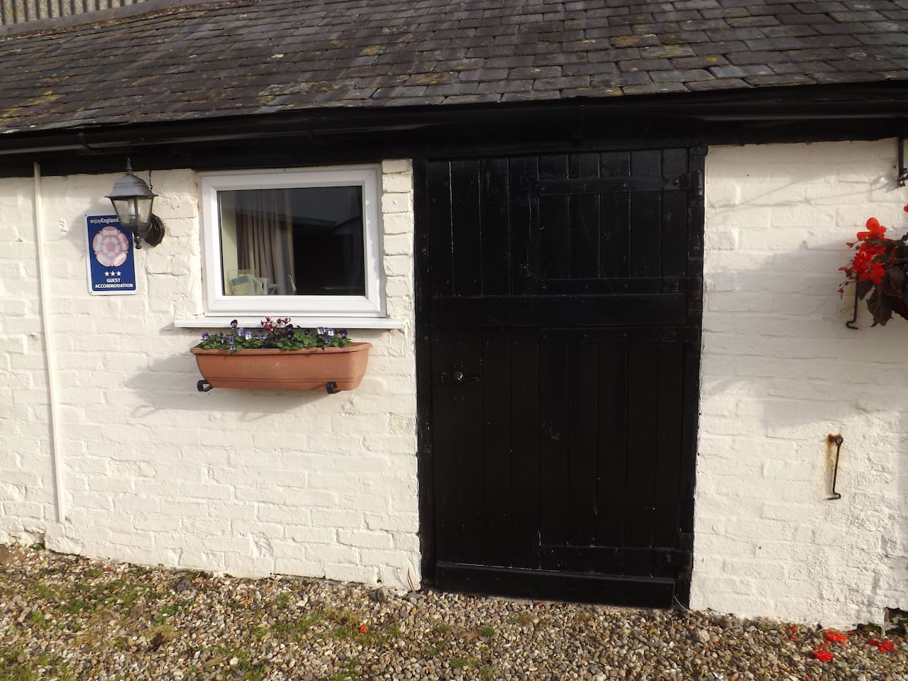 Welcome to The Nook at West Langton Lodge