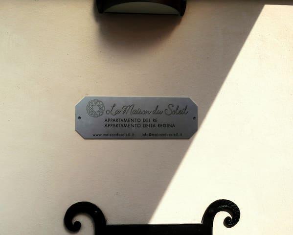 La Maison du Soleil Appartamento della Regina - Serralunga d'Alba - Villa