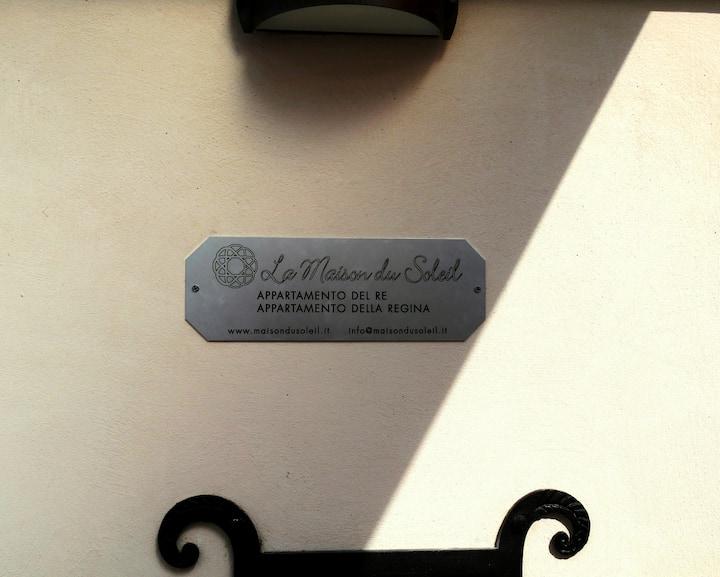 La Maison du Soleil Appartamento della Regina