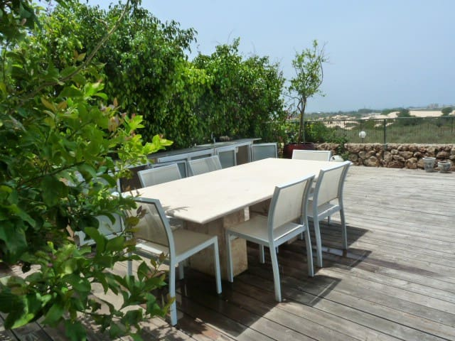 Secret Garden Apartment in Neot Golf - Caesarea - Appartement