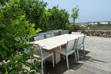 Secret Garden Apartment in Neot Golf - Caesarea - Wohnung