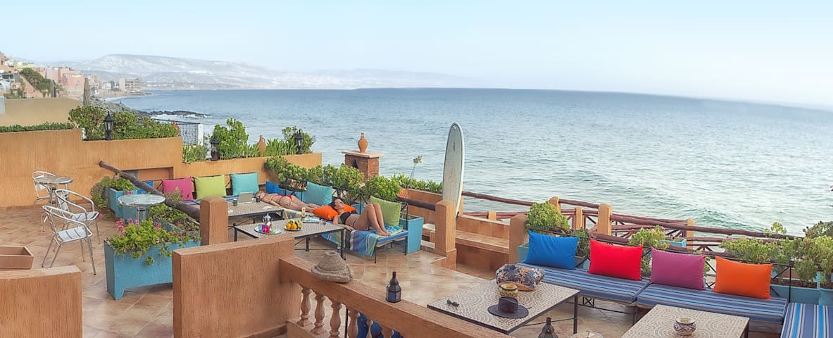 High standing Sea Front Apartment - Agadir - Byt