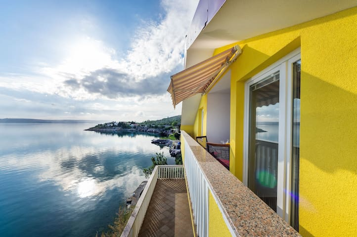 Vista -Seaside apartman - Lukovo Šugarje - House