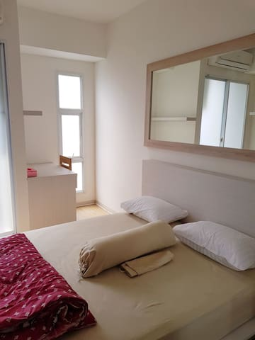 Apartemen Akasa BSD, convenient place to stay