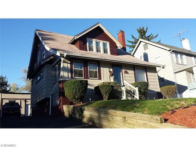 Awesome RNC rental, close to downtown Cleveland - Cleveland Heights - Haus