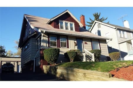 Awesome RNC rental, close to downtown Cleveland - Cleveland Heights - Hus