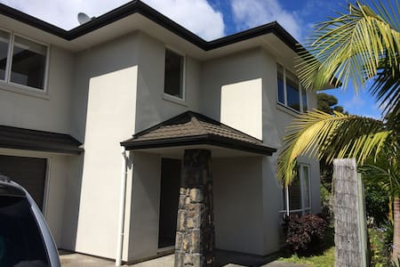 Family home 5 mins from Albany Mall & countryside - Auckland - Ev