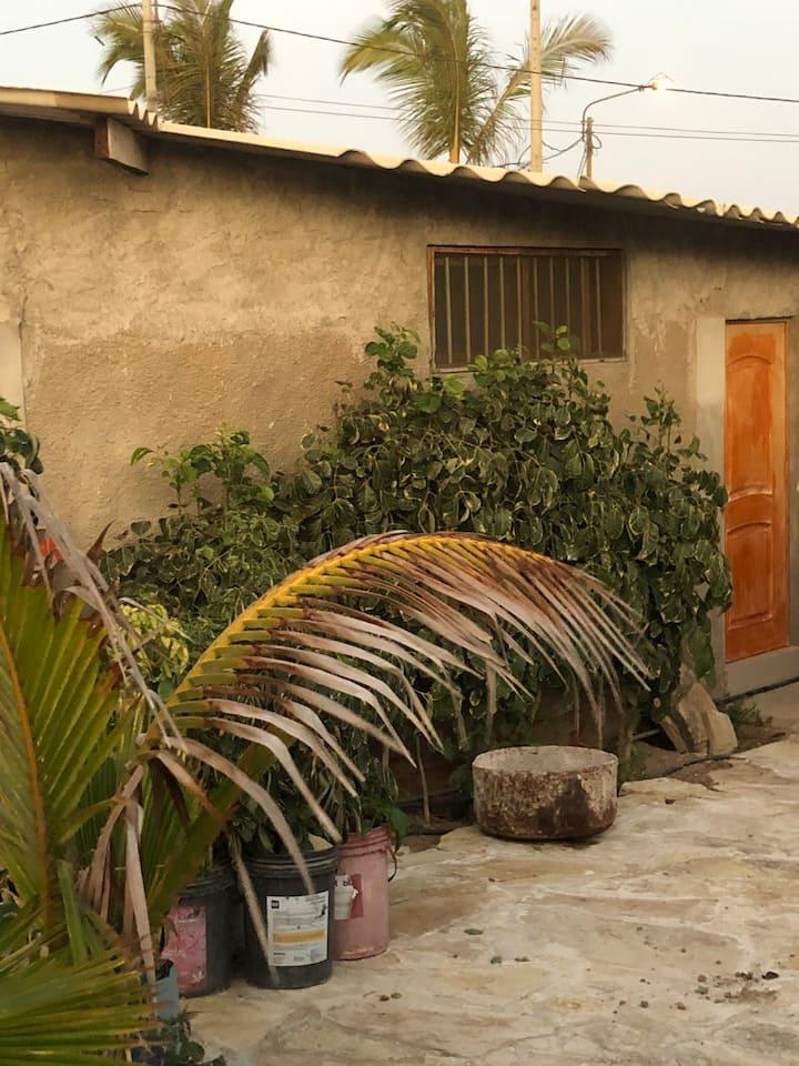 Habitaciones privadas en colan