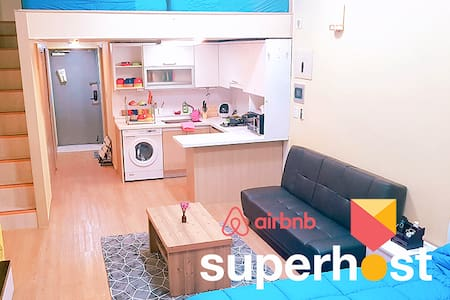 [Seomyeon Station] MH House 4 - Busanjin-gu - Apartamento