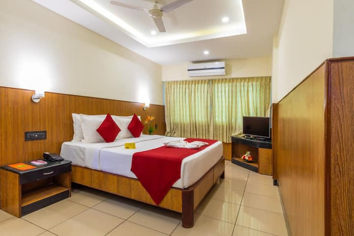 Luxury Hotel Near Coimbatore Railway Station