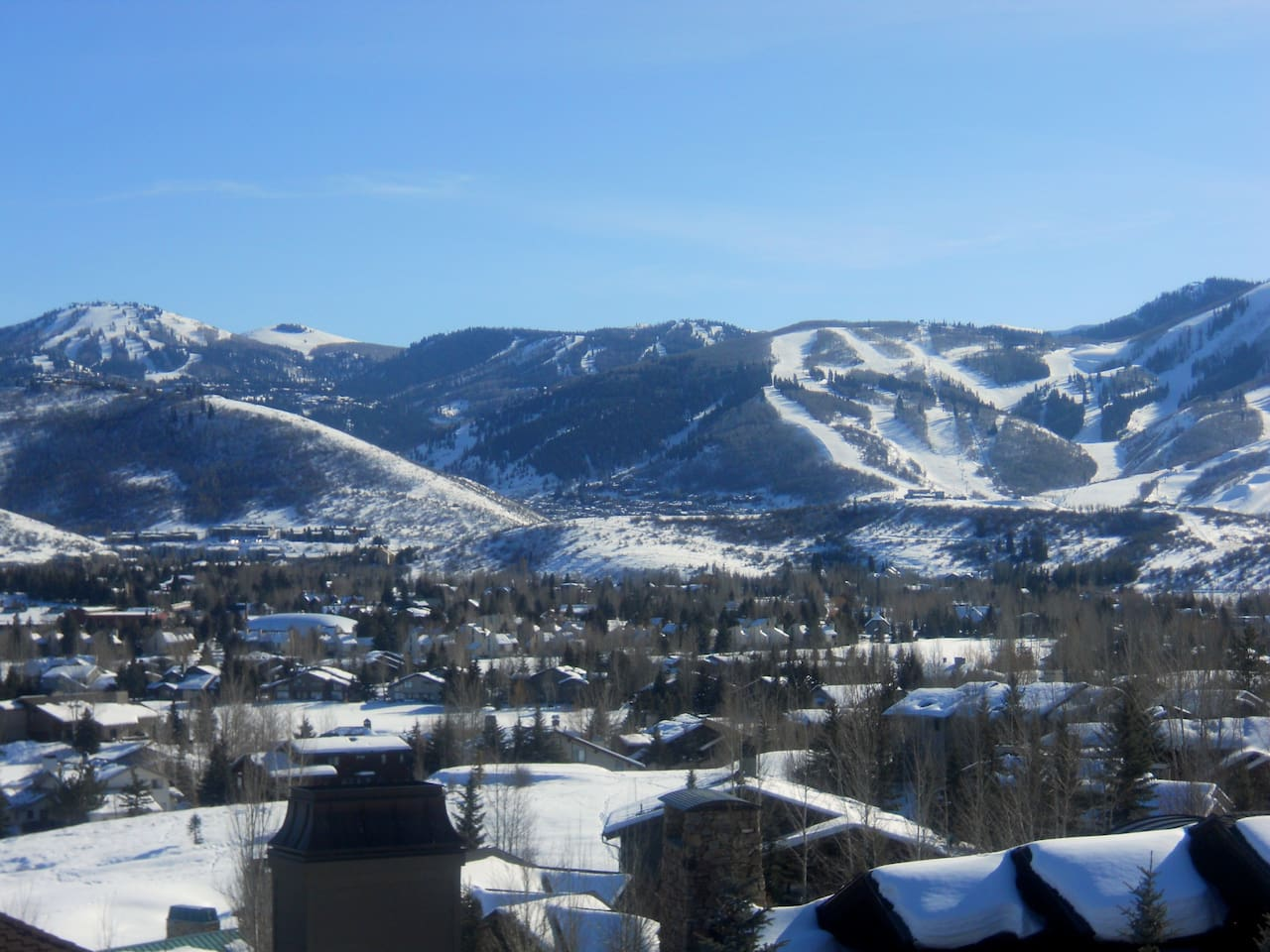 Views from Home - Deer Valley & Park City Mountain Resorts