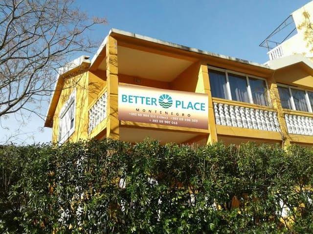 Двухкомнатные апартаменты в Черногории - Sutomore - Apartment