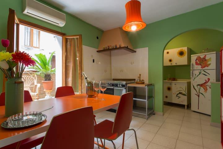 Grazioso appartamento centrico - Chioggia - Apartamento