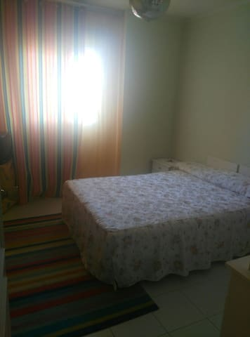 Habitacion  cama matrimonio - San Vicente del Raspeig