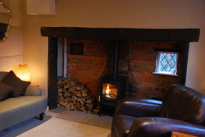 Perfect Holiday Cottage in a Chiltern Village - Seer Green - House