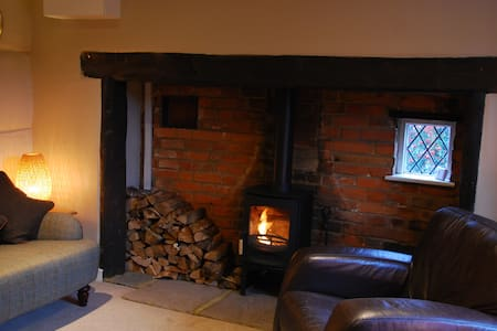 Perfect Holiday Cottage in a Chiltern Village - Seer Green - Huis