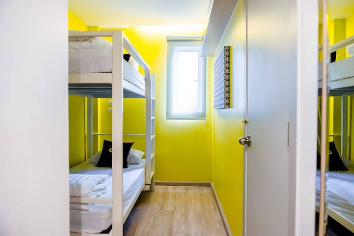 Exclusive Bunk Bed Room only