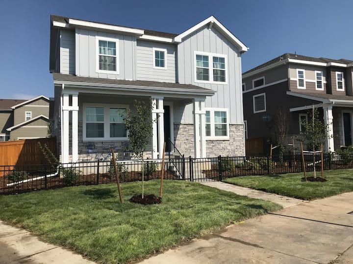 New Build Executive Home