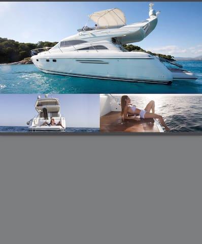Motor yacht 18meters princess - Tourlos