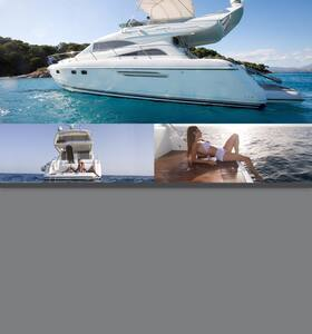 Motor yacht 18meters princess - Tourlos - Лодка