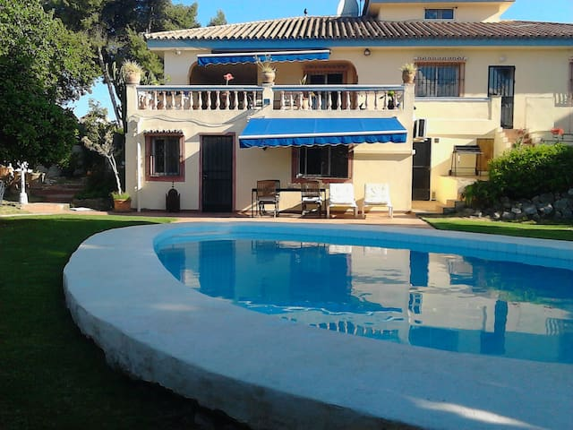 """The Pool House"" Marbella"