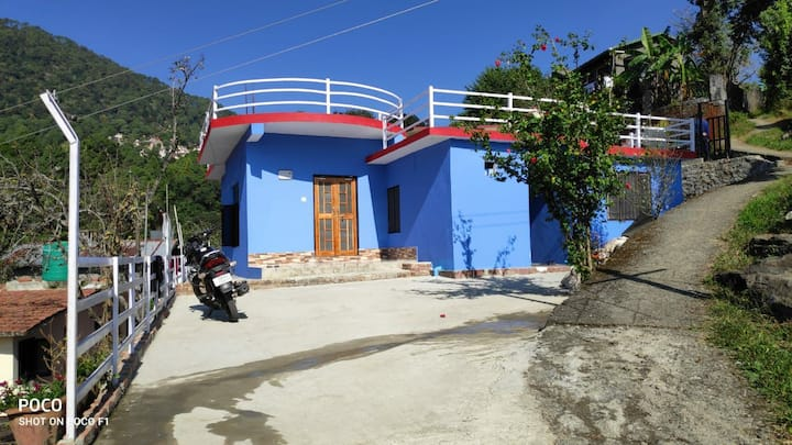 Homely Cottage (2BHK with Kitchen)