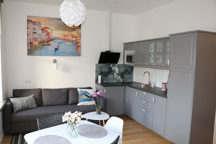 Lovely apartment in hart of Riga