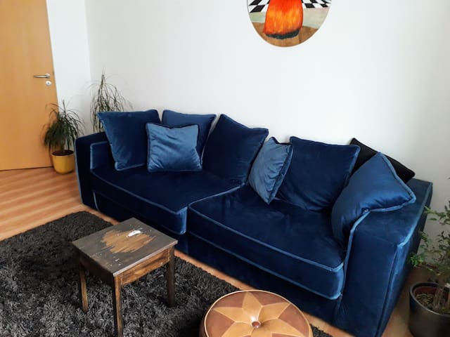 Close 2 fair, comfy room in shared flat